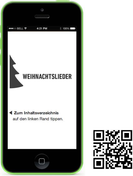 weihnachtslieder-app
