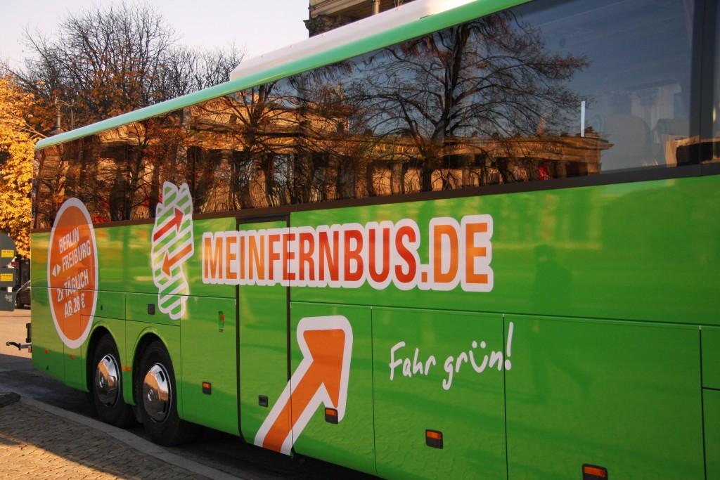 MeinFernbus_Bus Seitenansicht_Foto_MeinFernbus